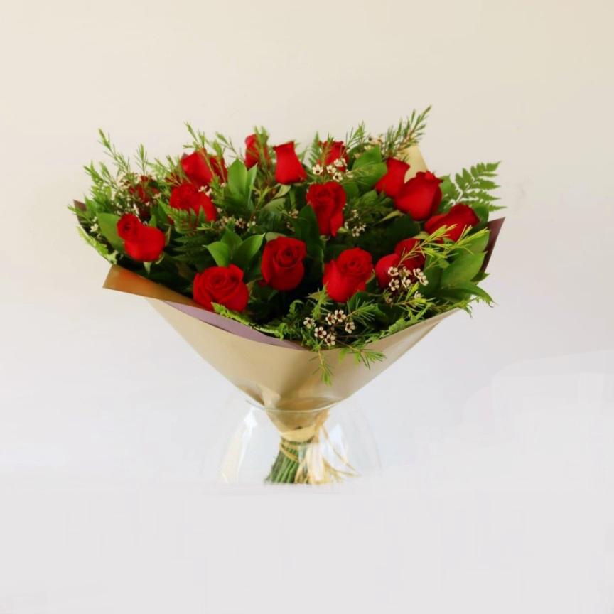 ורדים קסומים לאוהבים