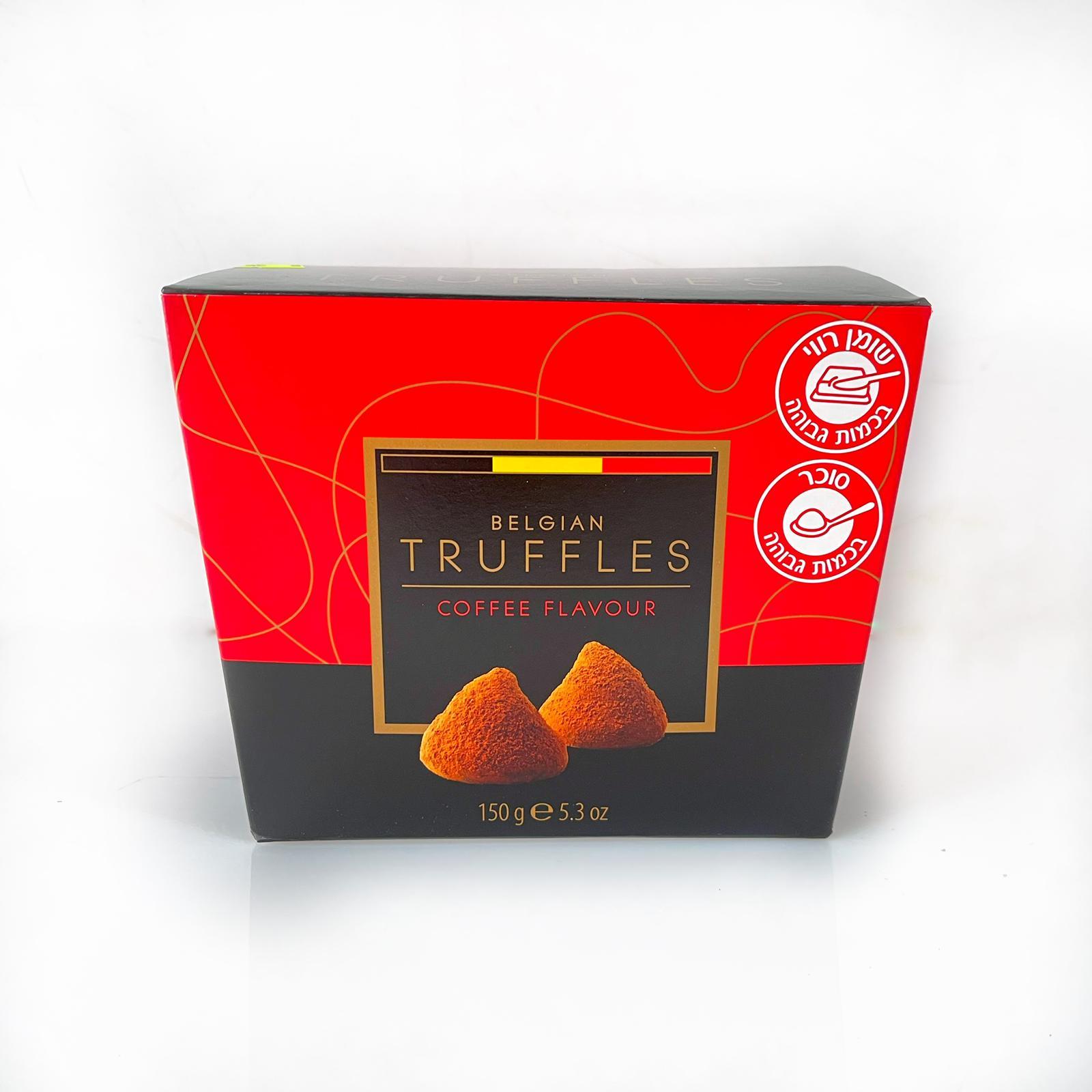 טראפלס קפה 150 גרם