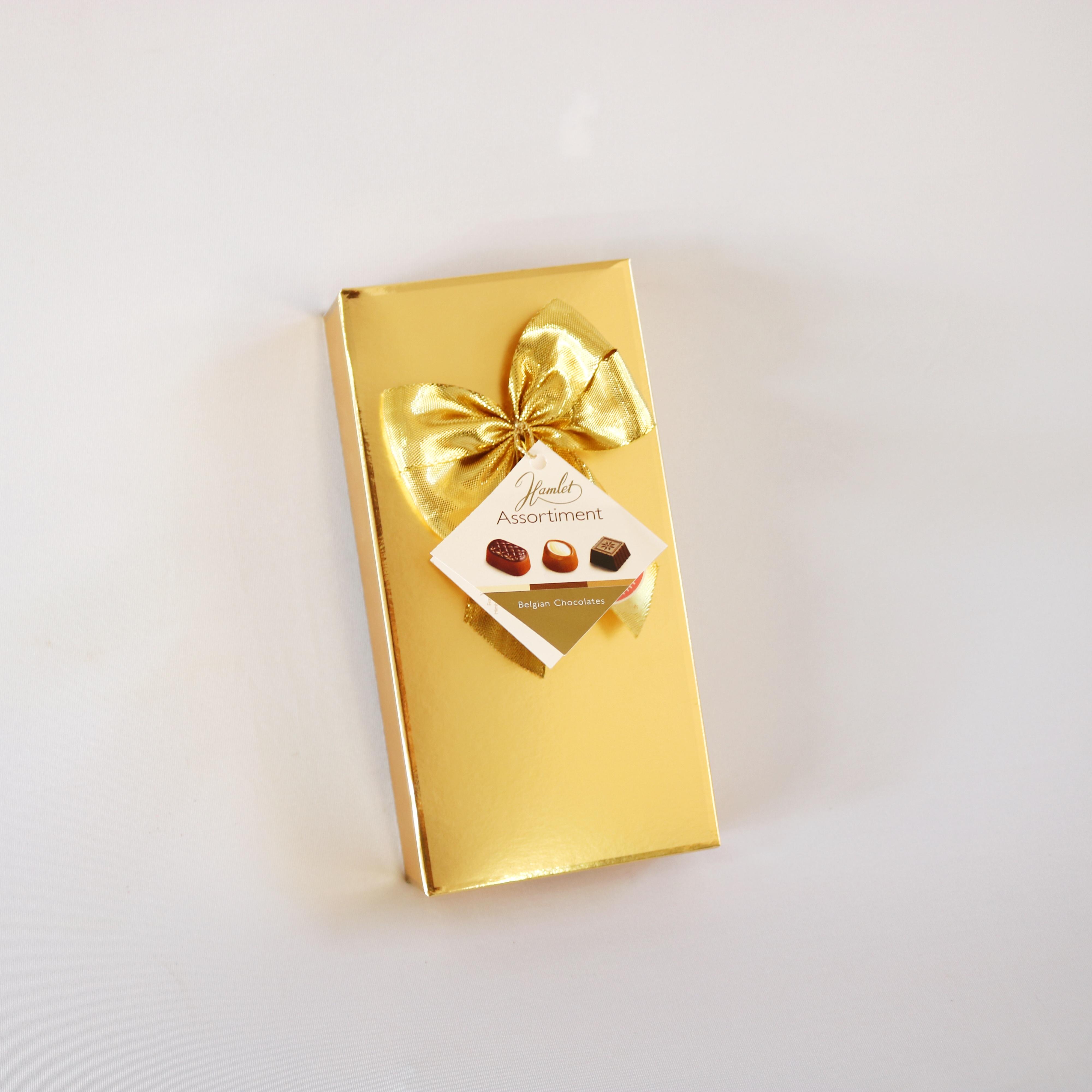 שוקולד המלט זהב